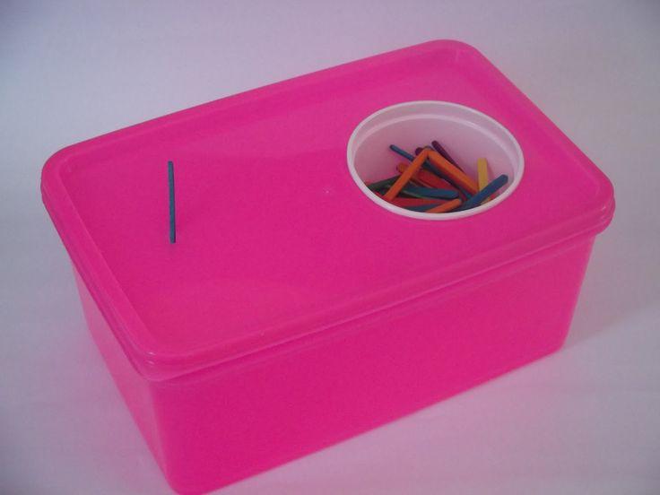 Horizonte Centro Educacional y Terapéutico: Nuevos modelos de cajas TEACCH para trabajo en Sala de Clases