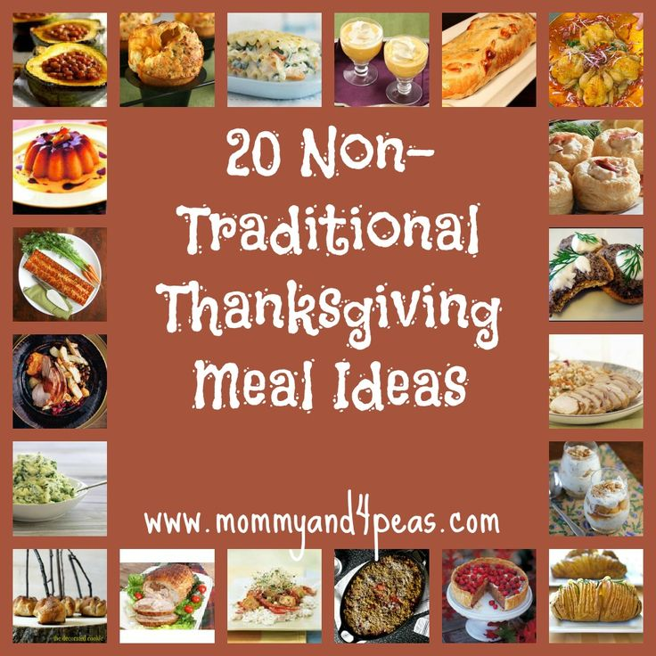 host a non traditional thanksgiving 20 great meal ideas everything thanksgiving pinterest. Black Bedroom Furniture Sets. Home Design Ideas