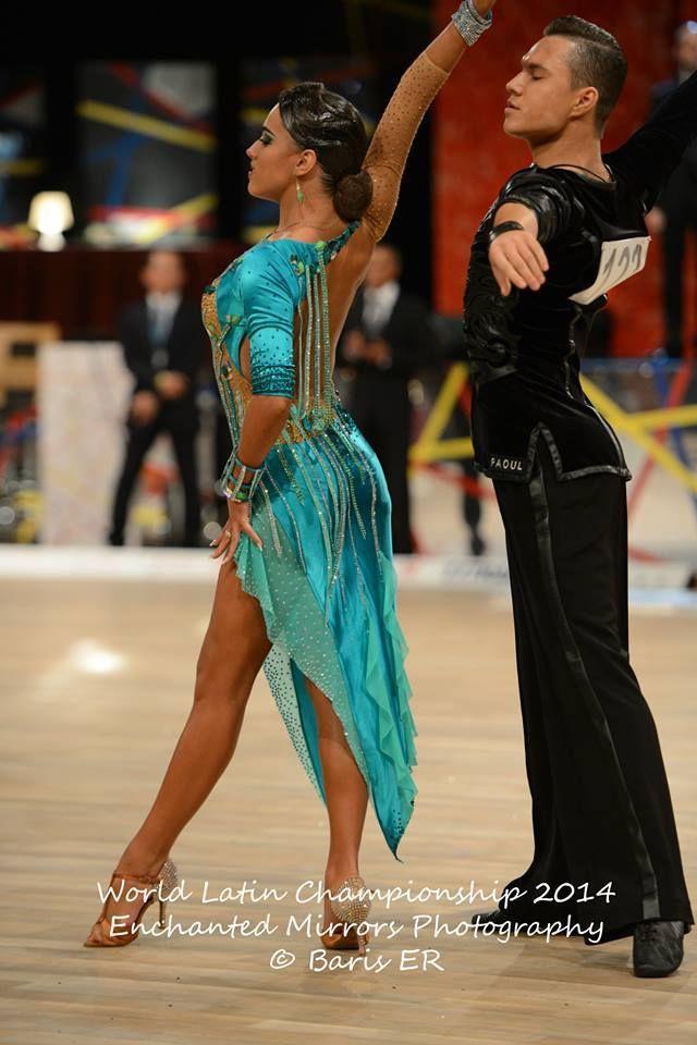 Gut gemocht Les 25 meilleures idées de la catégorie Danser la salsa sur  NI95