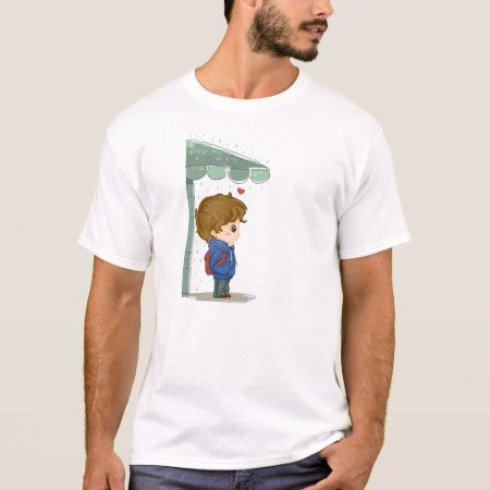 Rain Love 2 T-Shirt - tap, personalize, buy right now!