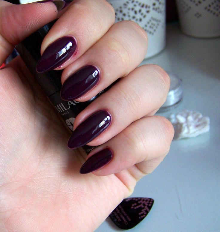 semilac plum 015