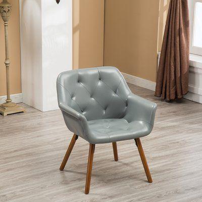 Zipcode Design Hobert Armchair Accent Chairs Furniture
