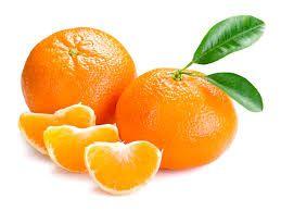 Mandarinos bőrradír
