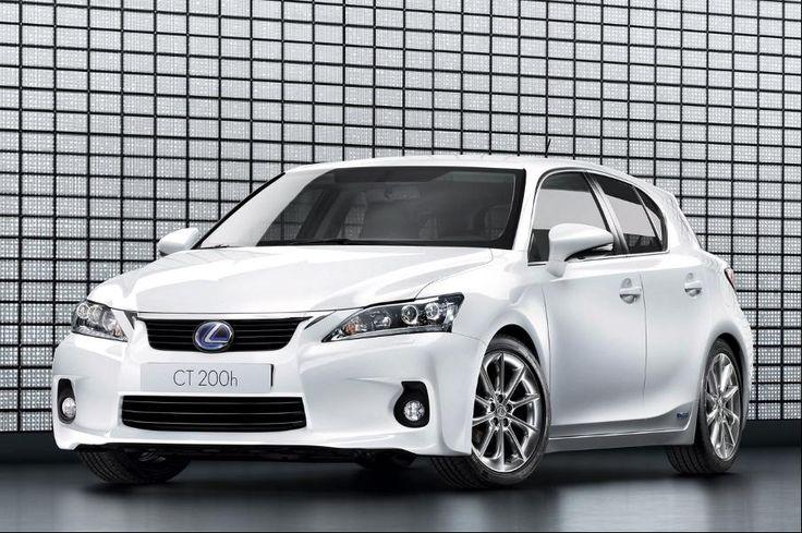 Small Cars: Lexus CT 200h - Autos