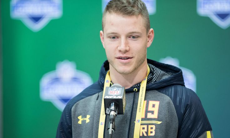 Christian McCaffrey hoping to further separate himself at NFL Scouting Combine = INDIANAPOLIS — There isn't much that former Stanford running back Christian McCaffrey can't do on a football field. There isn't much the 2015 Heisman Trophy runner-up can't do off the football field either. McCaffrey was a championship-caliber sprinter on his high school track team; he can play a mean harmonica and a…..