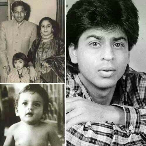 Shahrukh Khan! Rare, Must See Pics Of The Badshaah