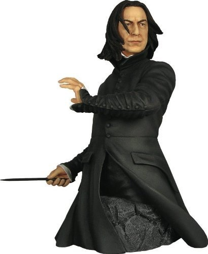* Best Buy Gentle Giant Harry Potter: Professor Severus Snape (Year 6) Mini Bust Review