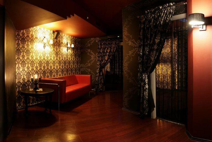 Pierwsze Piętro w klubie New Orleans Gentlemen's Club