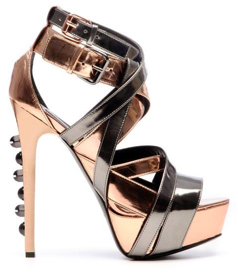 """Ruthie Davis """"Horizon"""" Platform Sandal ♥♥♥♥♥"""