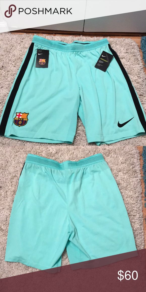 Nike FC Barcelona Shorts Brand new! Nike Shorts Athletic