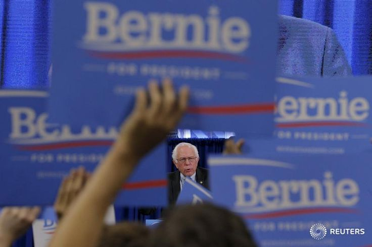 Watch: Bernienomics 101. @indiviglio & @rob1cox tally the costs of his economic plan: http://reut.rs/1L9BzHw