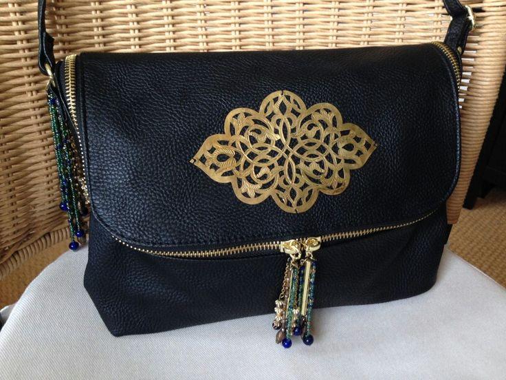 SillybagS '1001'. Derde tas, geïnspireerd door Sheherazade en de Arabische verhalen van duizend-en-één nacht.