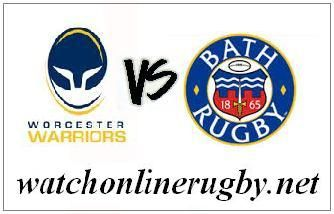 Worcester Warriors vs Bath Rugby