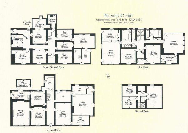 On English Country Houses Simanaitis Says English Country House Plans House Plans Uk Country House Floor Plan