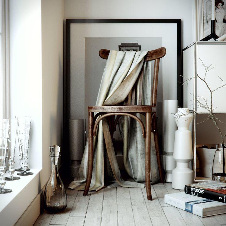 Octane Corners by Bertrand Benoit - Ronen Bekerman 3d architectural visualization blog