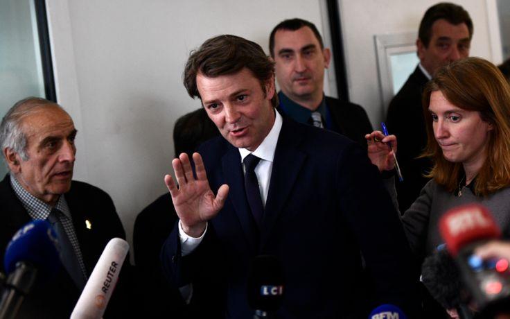 Le nouveau programme des Républicains pour les législatives - Le Parisien