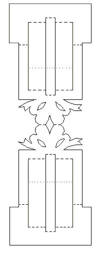 kirigami templates free download - Google Search