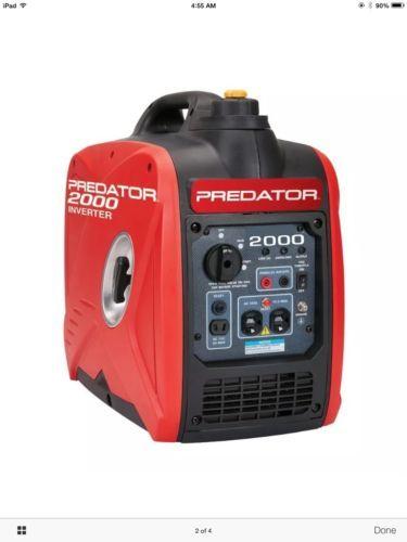ð $673 Predator 2000 Watt Generator Inverter - WE SHIP TO PUERTO RICO!! ð