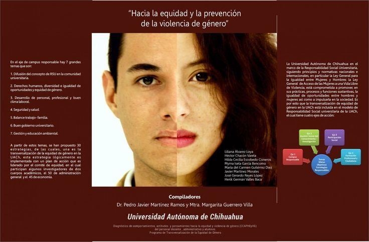 Hacia la equidad y la prevención de la violencia de género.