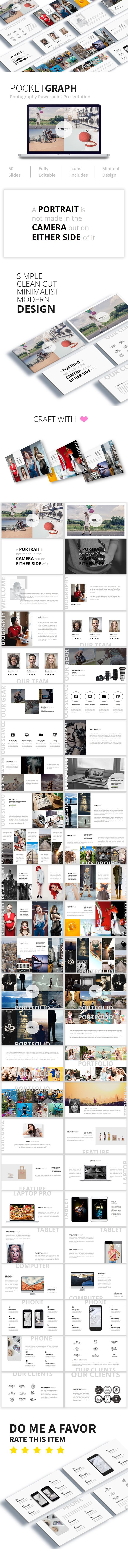 Pocketgraph Photography Powerpoint Presentation #presentation #powerpoint • Download ➝ https://graphicriver.net/item/pocketgraph-photography-powerpoint-presentation/18089131?ref=pxcr