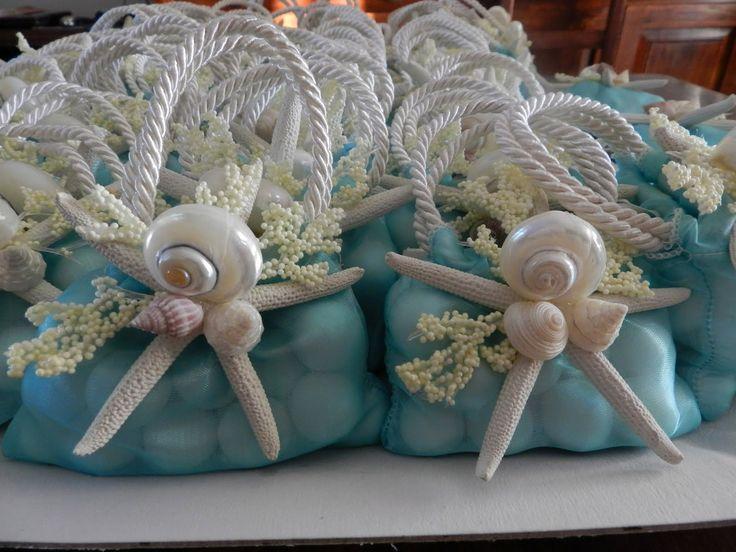 Matrimonio Creativo: Matrimonio tema mare: dalla Sicilia con amore...