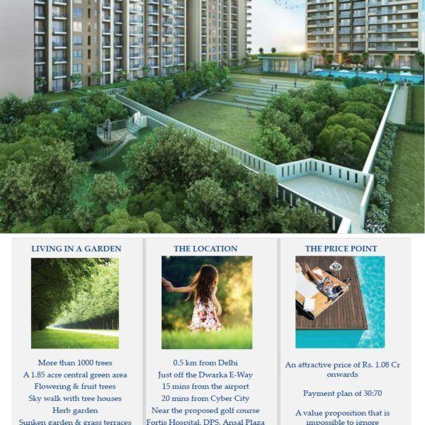 Tata La VIDA Gurgaon Exclusive offers by Auric Acres Real Estate Dubai UAE #tatagurgaon #tatalavida #tatalavidagurgaon http://www.auric-acres.com/tata-la-vida-gurgaon/