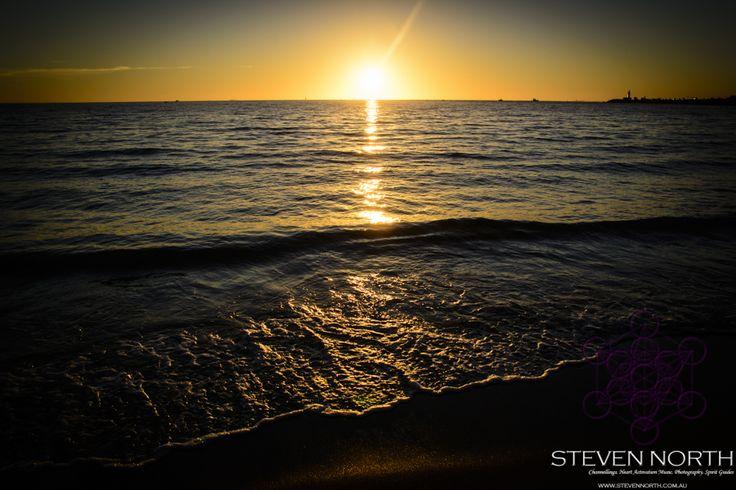 Magical tides... Bathers Beach, Fremantle, WA Date:27.02.2016