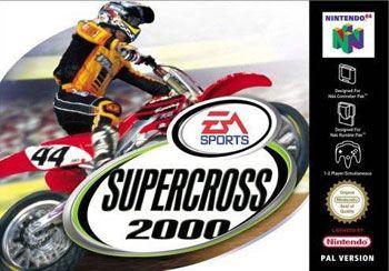 Supercross 2000 (N64…