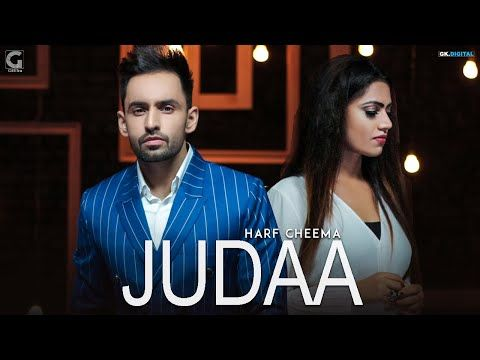 JUDAA : Harf Cheema (Full Video) Sukhe | Tanya | Satti Dhillon | Sad