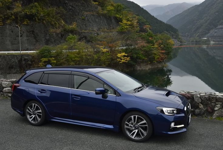SUBARU LEVORG - and its coming to Australia in 2016!