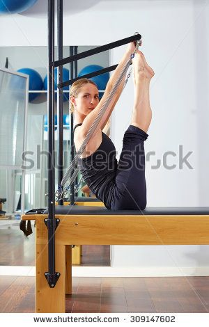 Pilates Cadillac Stock Photography | Shutterstock