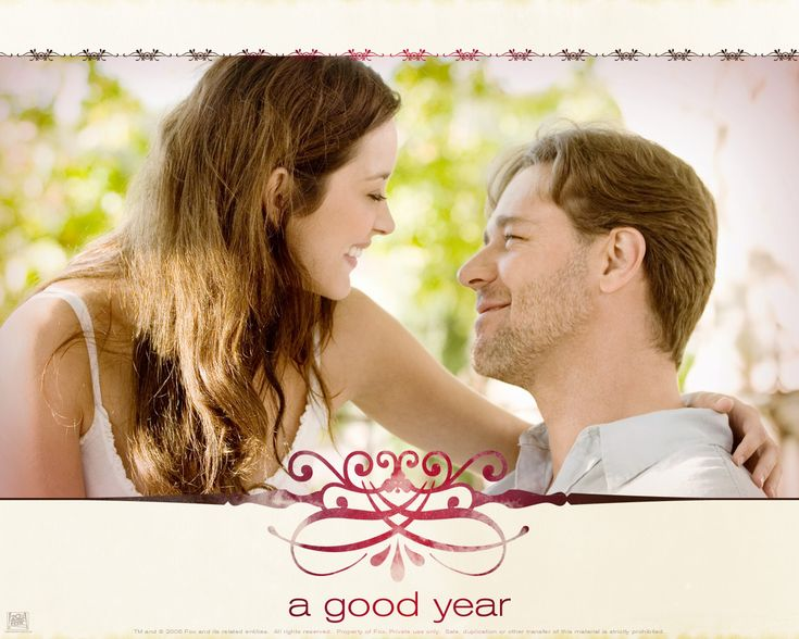 A Good Year is a romantic movie about an investment banker that inherits his uncle's chateau and vineyard in Provence, France, where he spent most of his...