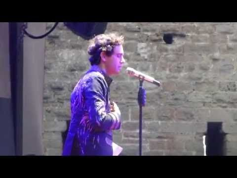 Mika - No Place in Heaven ( @ Festival Carcassonne) - 19/07/2016 - YouTube