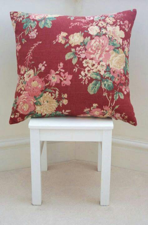 Rose Cushion - £20.00