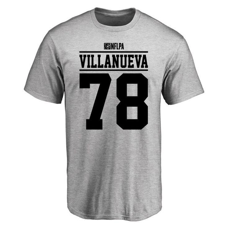 Alejandro Villanueva Player Issued T-Shirt - Ash