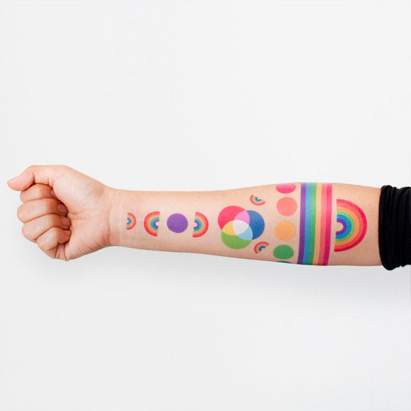 Crazy cool temporary tattoos from Tattly