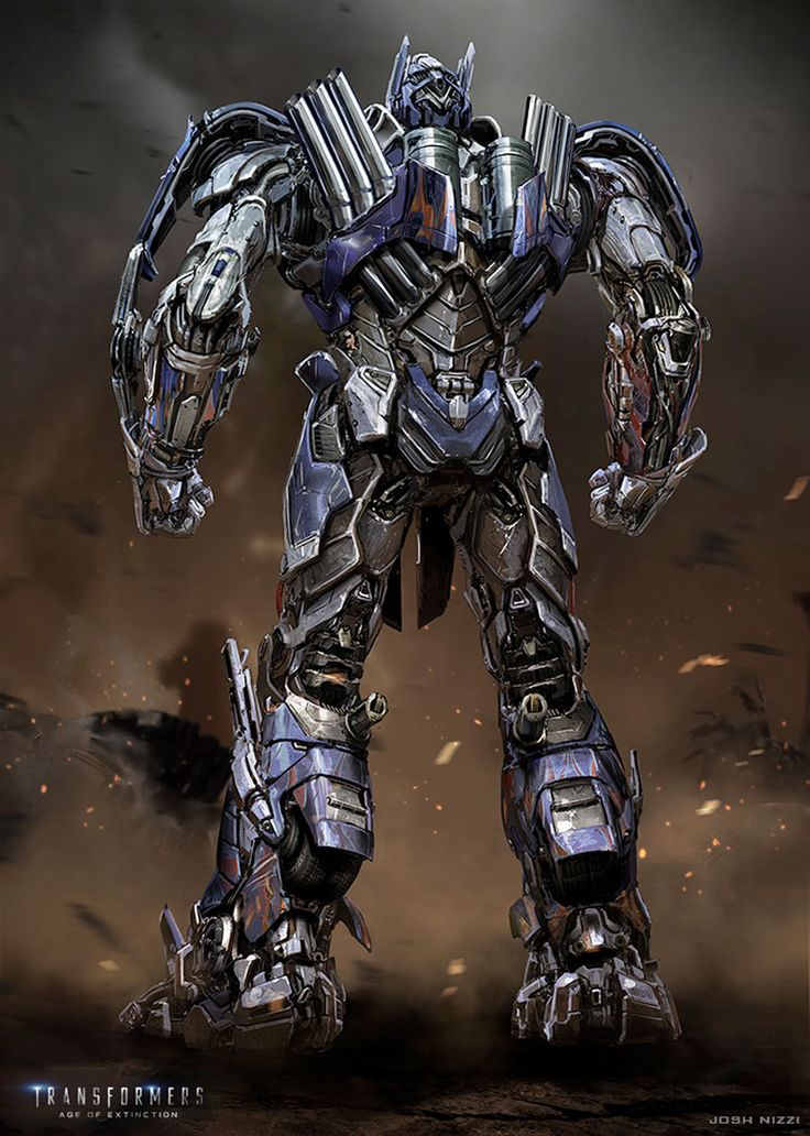 Josh Nizzi's art, Transformers Age of Extinction