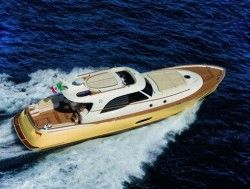 New 2013 - Mochi Craft Yachts - Dolphin 54'
