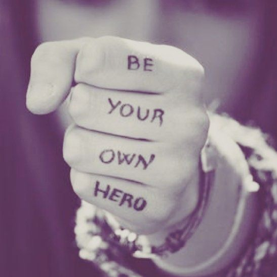 Always be your own hero...happy weekend!  #cowgirl #quotes #cowgirlquotes  http://www.islandcowgirl.com/