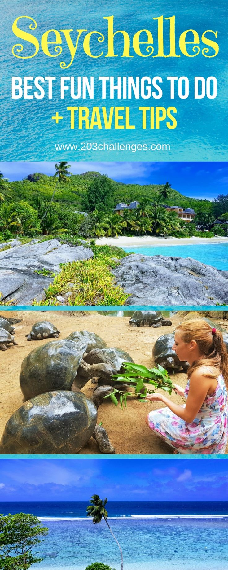 Seychelles 101: fun things to do + travel tips – 203 Challenges