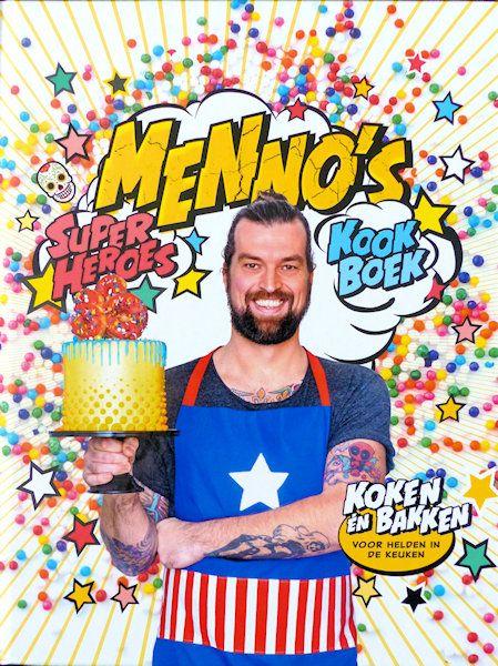 Menno's Superheroes Kookboek - review