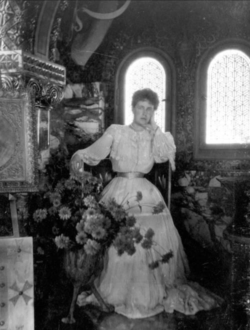 Crown Princess Marie of Romania.