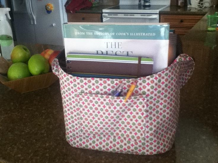 Inside out reversible bag