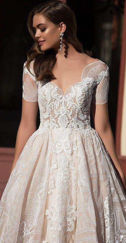 Milla Nova Bridal 2017 Wedding Dresses brenda2 / http://www.deerpearlflowers.com/milla-nova-2017-wedding-dresses/9/
