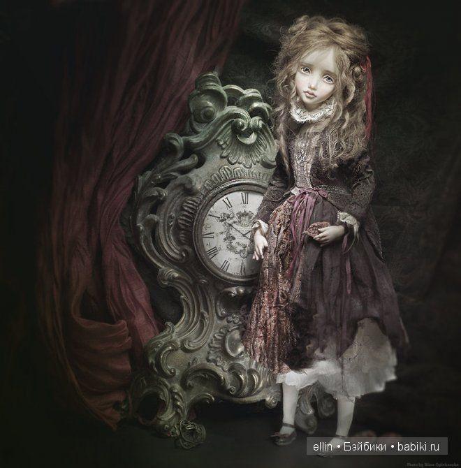 Маленькие шедевры - авторские куклы Елены Оплаканской / Авторская кукла известных дизайнеров / Бэйбики. Куклы фото. Одежда для кукол