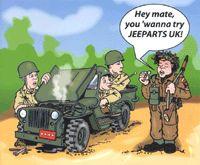 Jeeparts UK