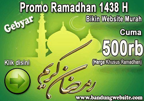 Sambut Ramadhan 1438 H