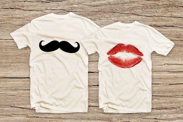 camisetas creativas para parejas 7
