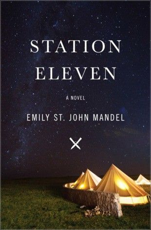 Station Eleven at Science Fiction Book Club