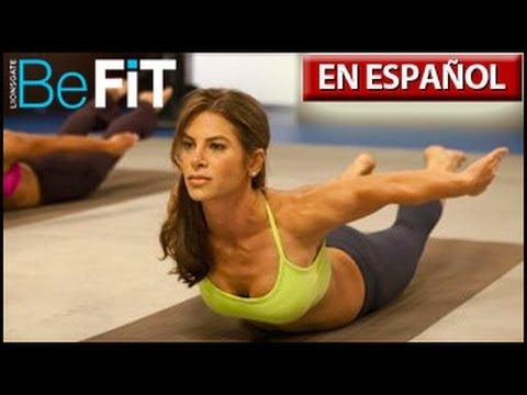Jillian Michaels: El Nivel Una De Fusión Yoga (Yoga Meltdown: Level 1- en español)